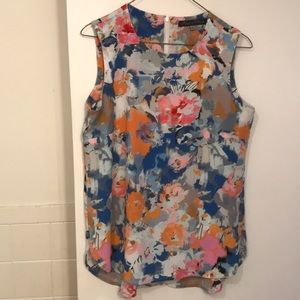 Ross & Olive tank top. So cute!